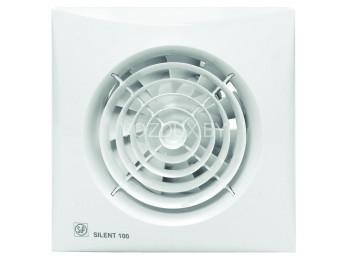 Вентилятор вытяжной Soler&Palau SILENT-100 CRZ