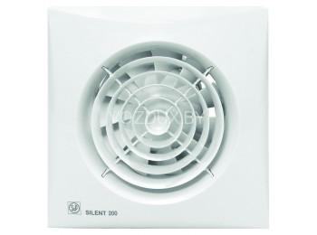 Вентилятор вытяжной Soler&Palau SILENT-200 CRZ