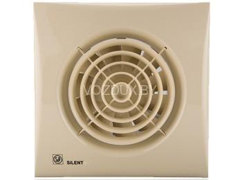 Вентилятор вытяжной Soler&Palau SILENT-100 CZ IVORY