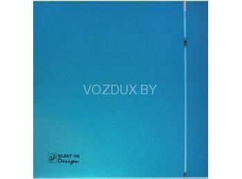 Вентилятор вытяжной Soler&Palau SILENT-100 CZ BLUE DESIGN - 4C