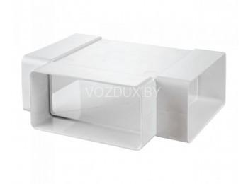 Тройник для плоских воздуховодов 60*204 (838)