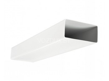 Вентиляционный канал прямоугольный 1,5 м В/Р 110*55