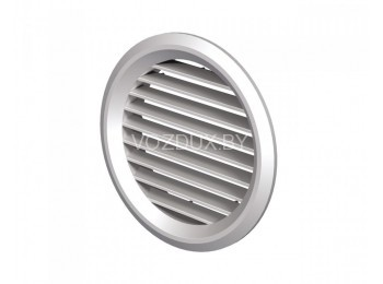 Вентиляционная решётка круглая МВ 125 бВс (MV 125 bVs)