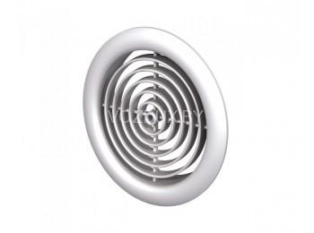 Вентиляционная решётка круглая МВ 51/4 бВ, АБС (MV 51/4 bV, ABS)